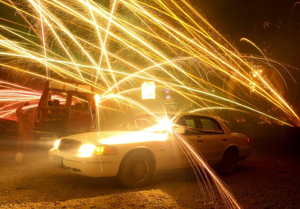 Fireworks - by Dave Tulk